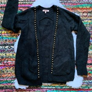 Wool like sweater by Juicy couture